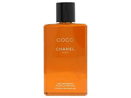 Chanel Coco Shower Foaming Gel