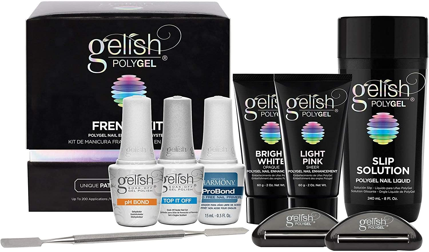 Harmony Gelish - PolyGel - Kit francés