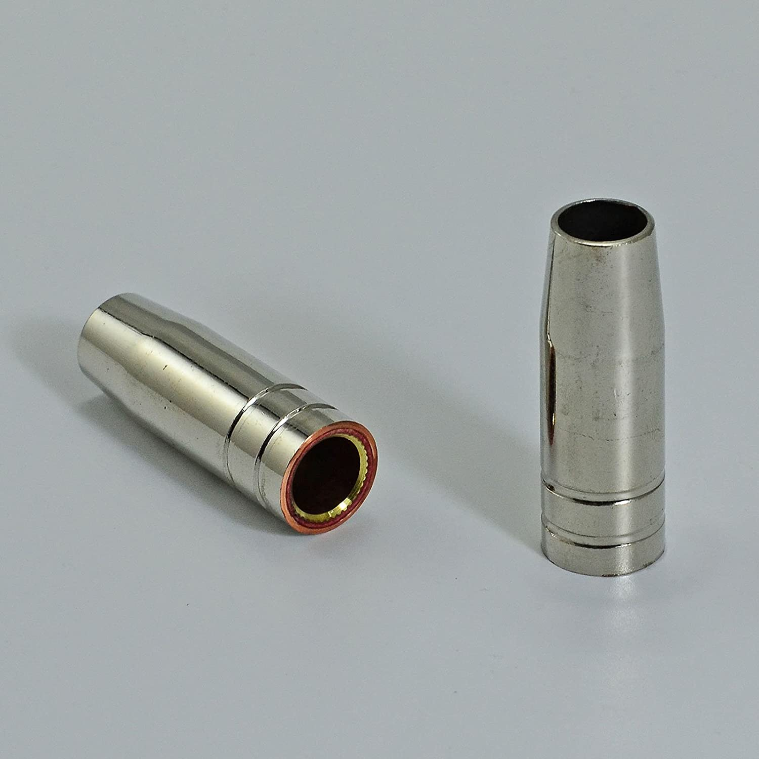 MB15//15AK Contact Tip .030 /Ø0.8mm M6 /& Tips Holder Difuser /& Shield cup For MB15//15AK MIG Welding Torch 18pk