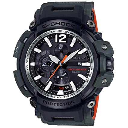 Casio 2018 GPW2000-3ACR Watch G-Shock