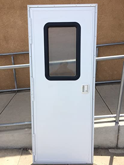 Charmant EZ Lite Campers RV, Travel Trailer, 5th Wheel Entry Door With Built In  Screen
