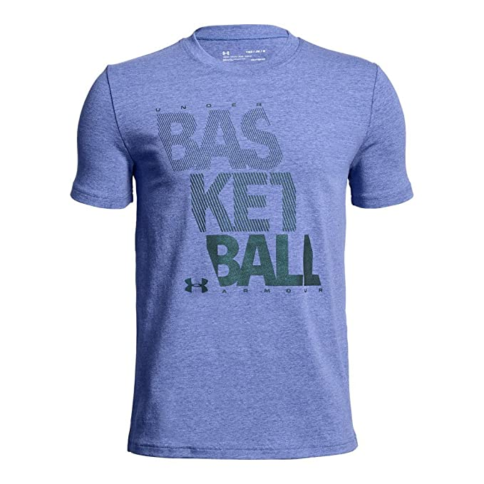 Under Armour Boys Ball from Within Short Sleeve Tee