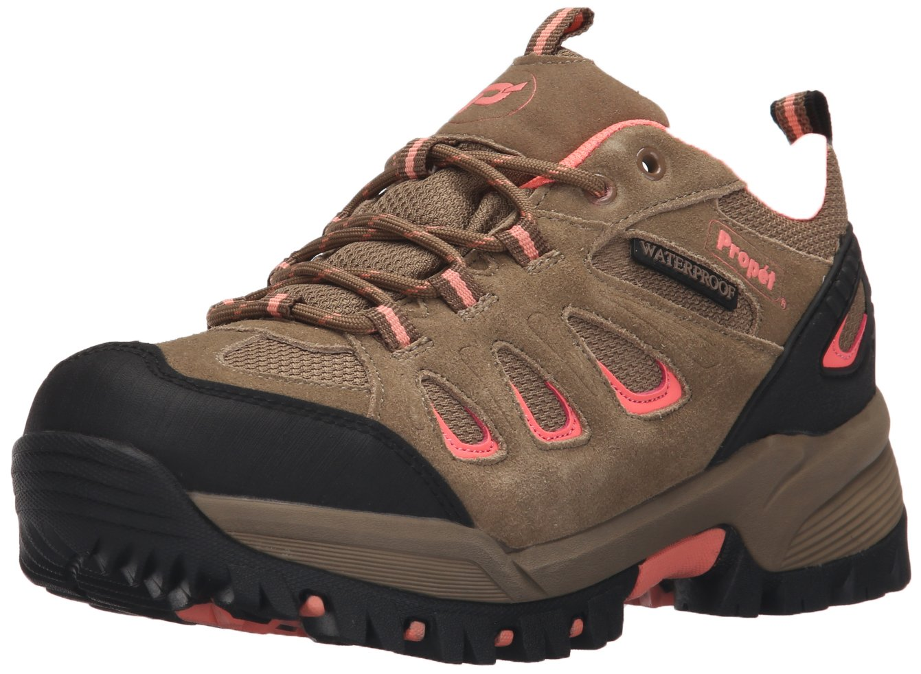 Propet Women's Ridgewalker Low Boot B01AYQ5T0A 8.5 B(M) US|Gunsmoke Melon