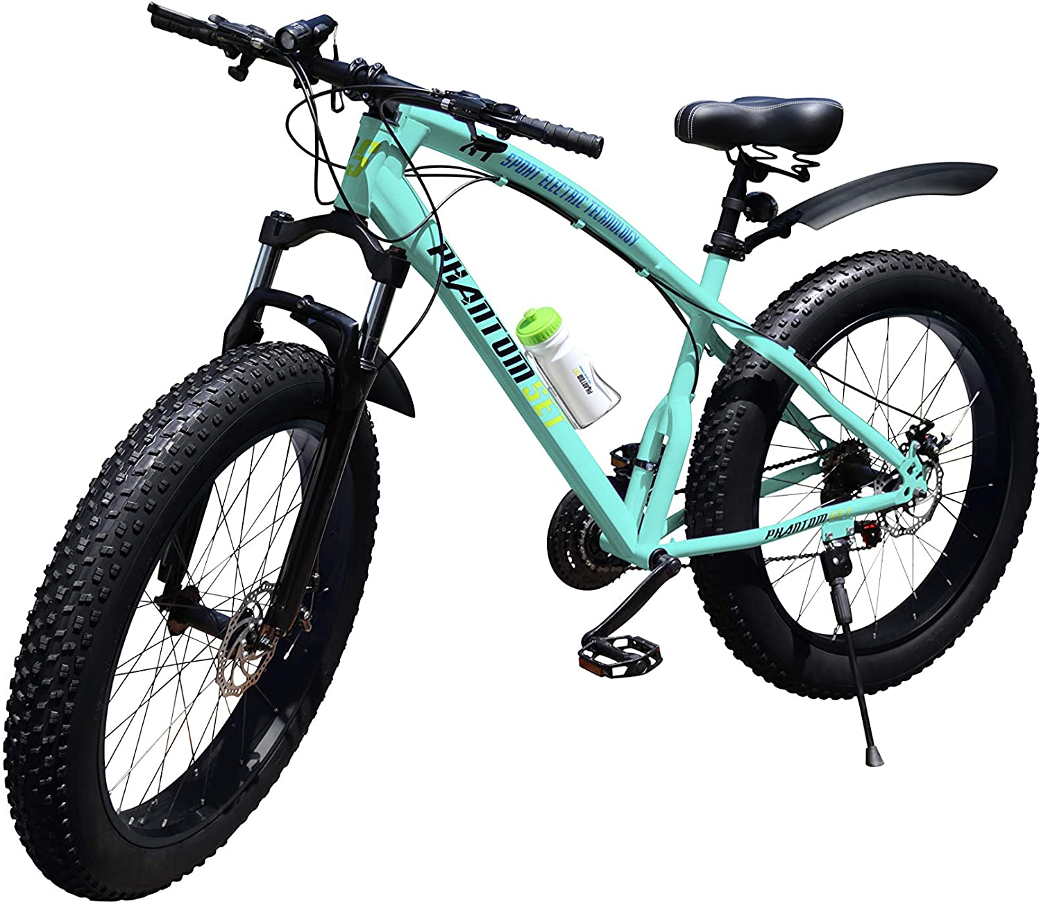 Phantom Set Fat Bike 26 Pulgadas 21 velocidades Shimano Fat ...