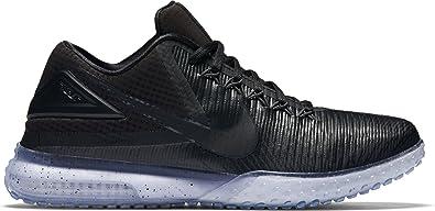 Nike Men\u0027s Zoom Trout 3 Turf Baseball Shoe Black/Anthracite Size 8 ...