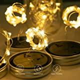 Solar Mason Jar Lights Hanging Lights