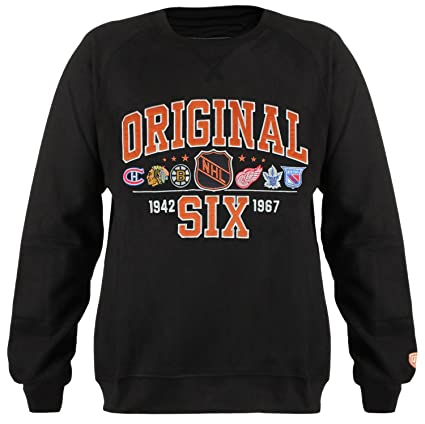 Old Time Hockey NHL Original Six Men s Daxton Original 6 Crew Tee ... d3aa2850f