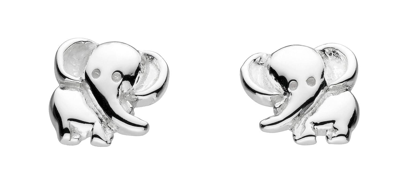 Dew Sterling Silver Hanging Skeleton Ear Jackets 4859HP kwmBj