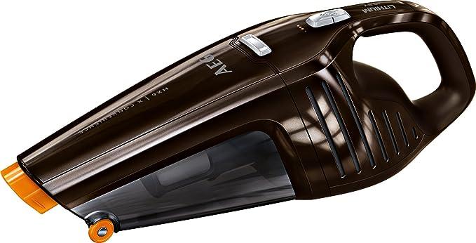 AEG HX6-23CB Aspiradora de Mano Sin Cable Sin Bolsa, Cepillo ...