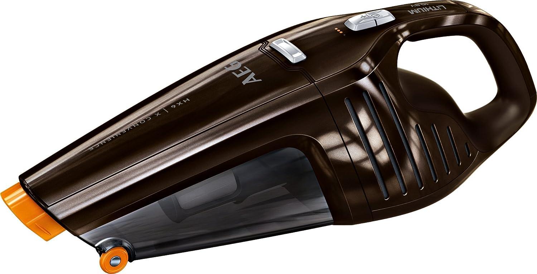 AEG HX6-23CB Aspiradora de mano, 10,8V baterías de Li-Ion, 23 min de autonomía, 78dB, boquilla extensible Sólidos: Amazon.es: Hogar