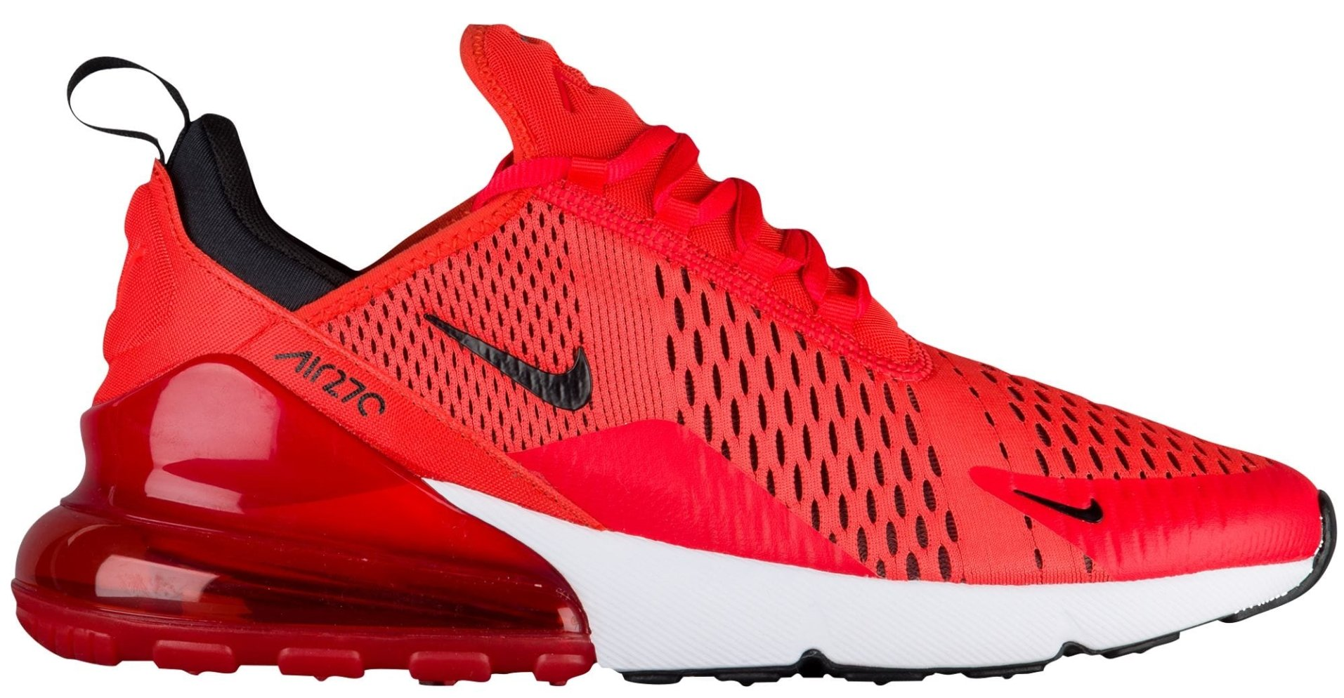 sports shoes 8f533 b3dd4 Galleon - Nike Air Max 270 Men s Shoes Habanero Red Black White Ah8050-601  (13 D(M) US)