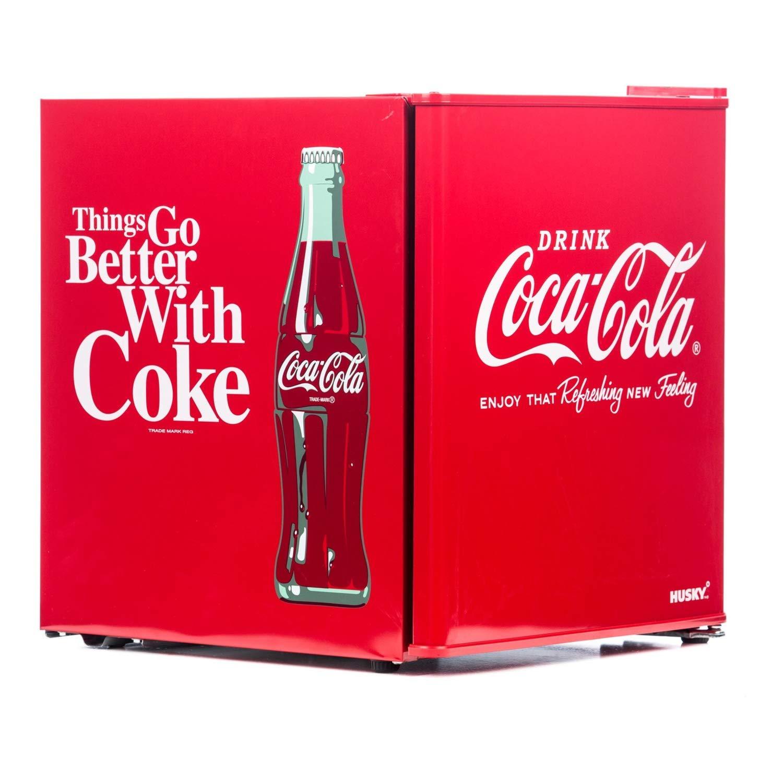 Husky el196 Mini frigorífico/enfriador de bebidas - Coca Cola ...