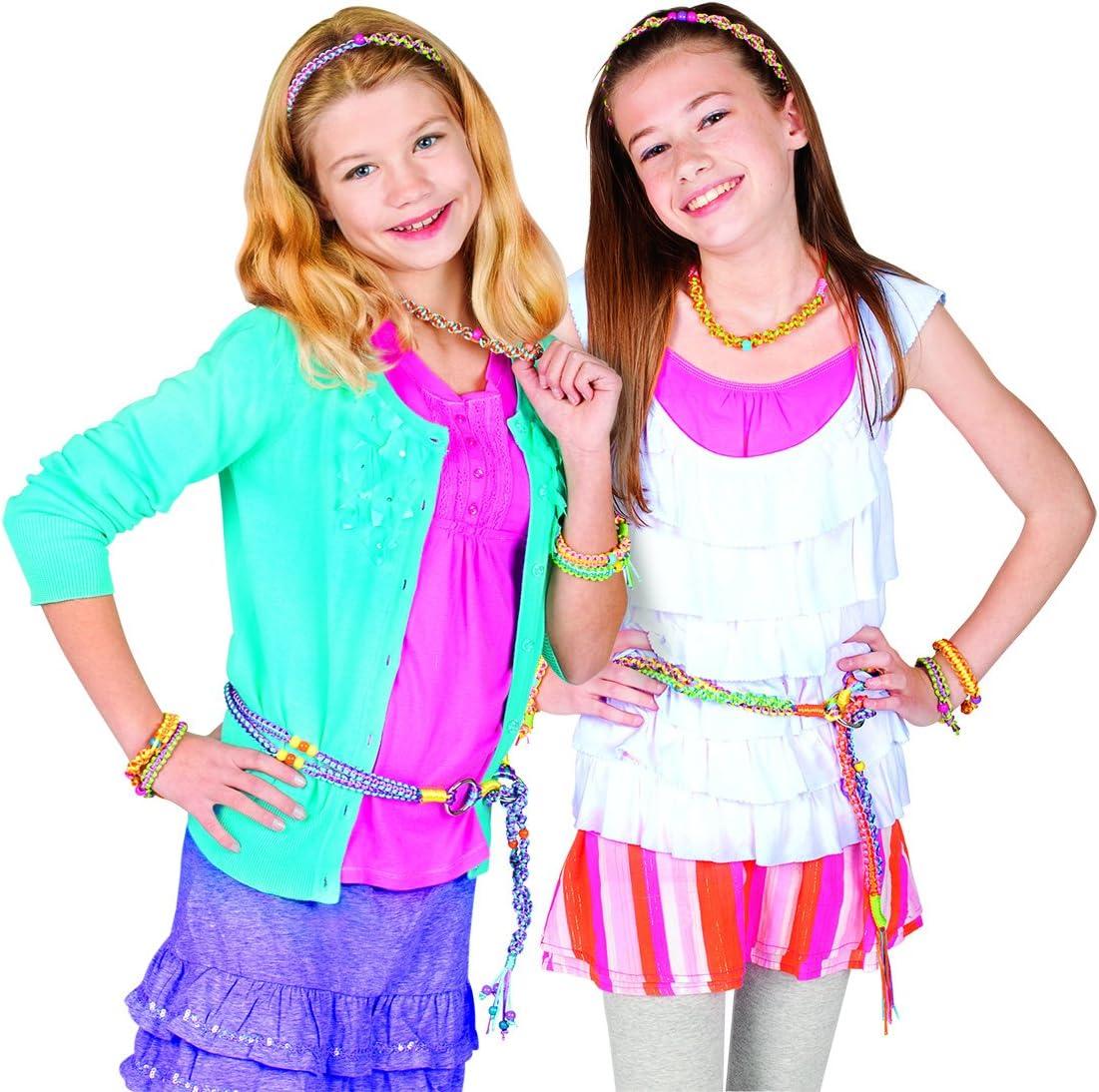 Creativity for Kids Fashion Macrame