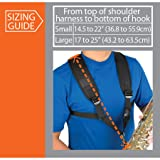 Protec Saxophone Harness with Deluxe Metal