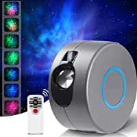 LED Night Light, Colorful Projector,Star Projector, Galaxy Projector, Lights for Room, Starlight Projector, 7 Lighting…