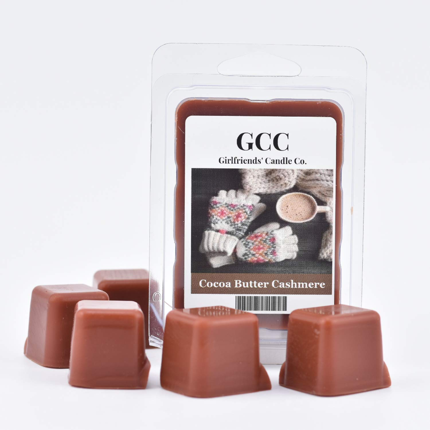 Cocoa Butter Cashmere Scented Wax Melt