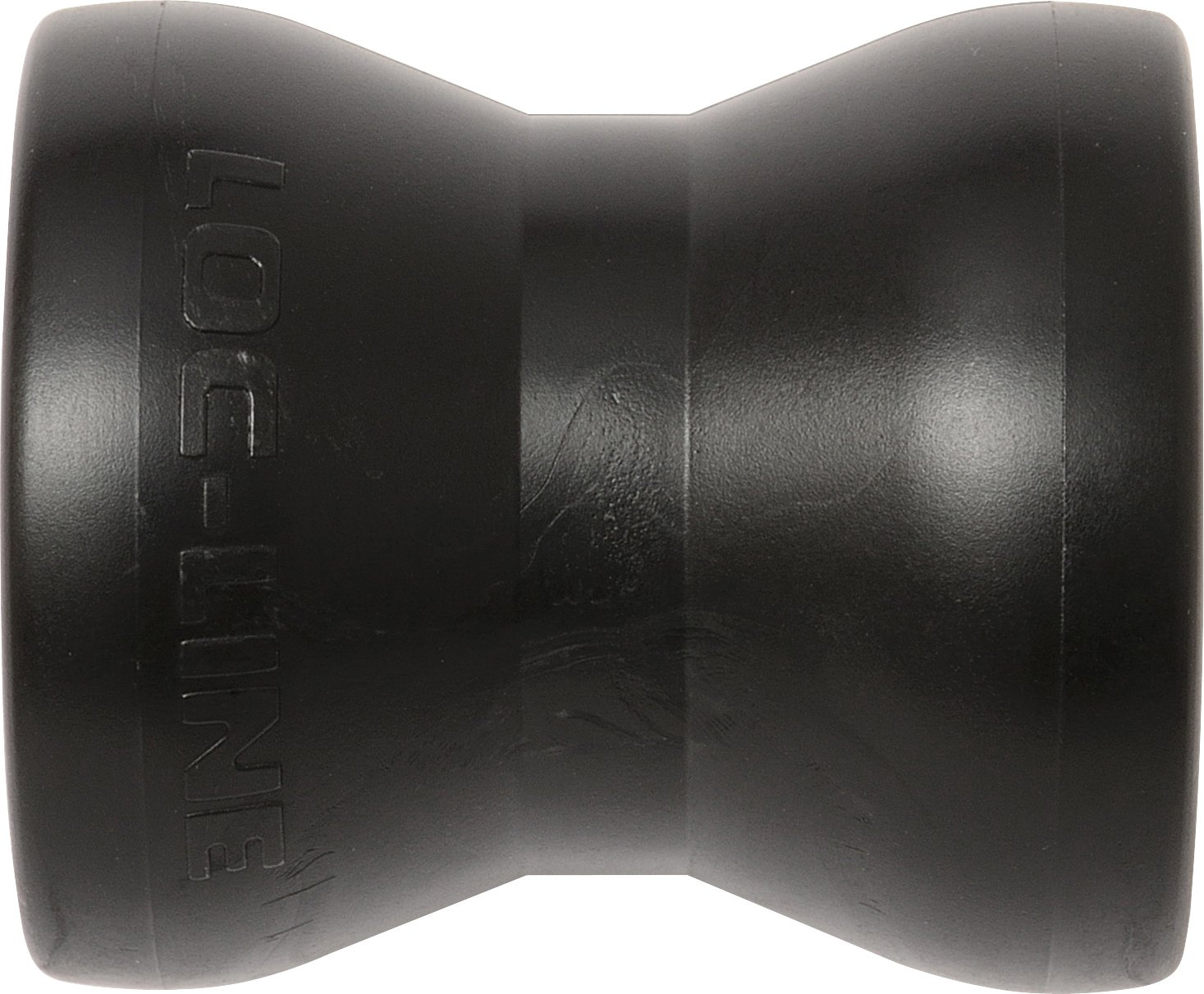 Black Acetal Copolymer Loc-Line Coolant Hose Component Pack of 20 1//2 to 1//4 Y Reducer