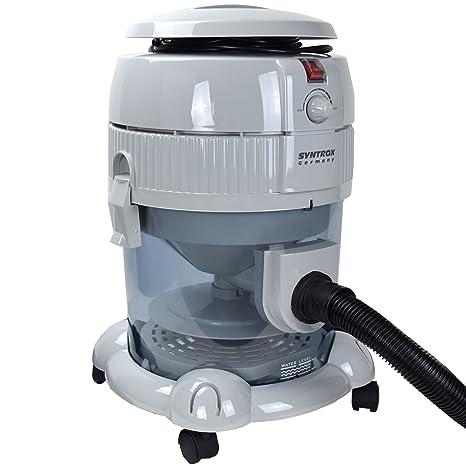 Aspirapolvere Filtro Ad Acqua.Syntrox Germany Wvc 2400w Koios Aspirapolvere Con Filtro Ad Acqua Funzionamento Da Bagnato E Asciutto