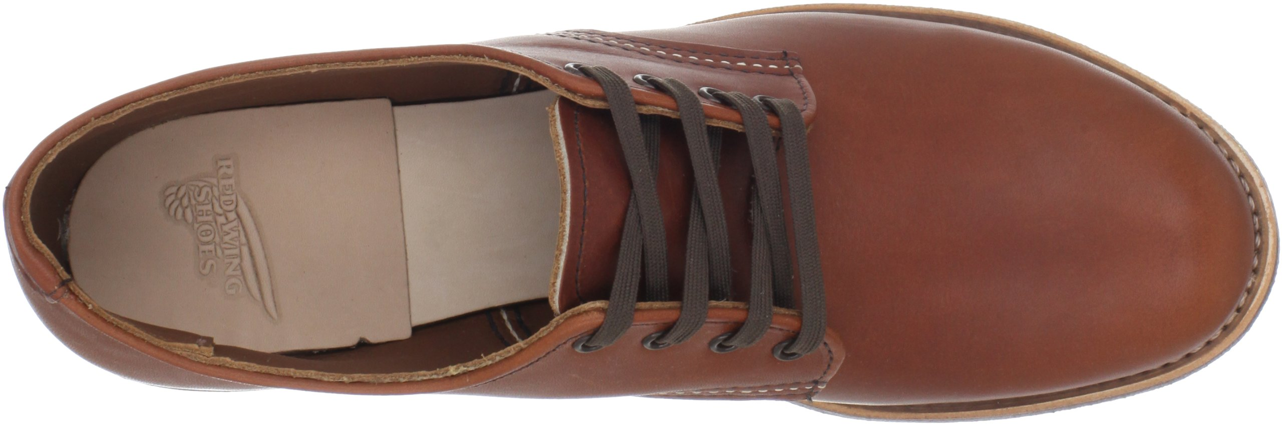 Red Wing Heritage Men's Work Oxford Shoe,Brick,10 D(M) US by Red Wing (Image #7)