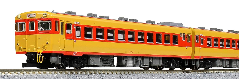 KATO Nゲージ キハ58系 非冷房車 急行「ざおう」 5両セット 10-1532 鉄道模型 ディーゼルカー   B07J2L9ZN4