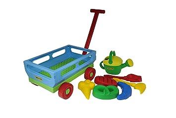 Polesie Polesie45720 - Juego de carritos (8 Piezas): Amazon.es: Juguetes y juegos