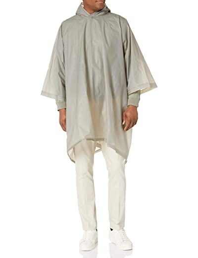 totes Hooded Pullover Rain Poncho