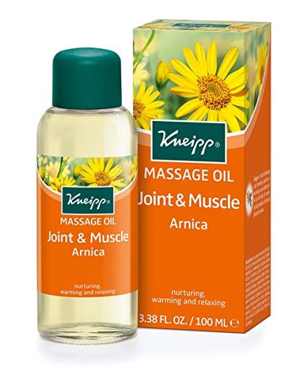 Kneipp Arnica Massage Oil