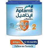 Aptamil 2 Follow On Formula Milk, 400g