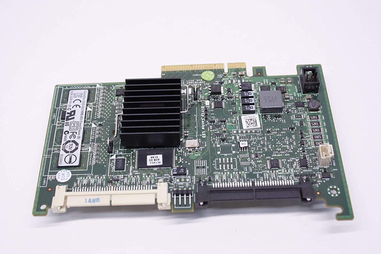 Dell T954J Perc 6i E2k-UCP-61- No Bracket SAS RAID Controller B