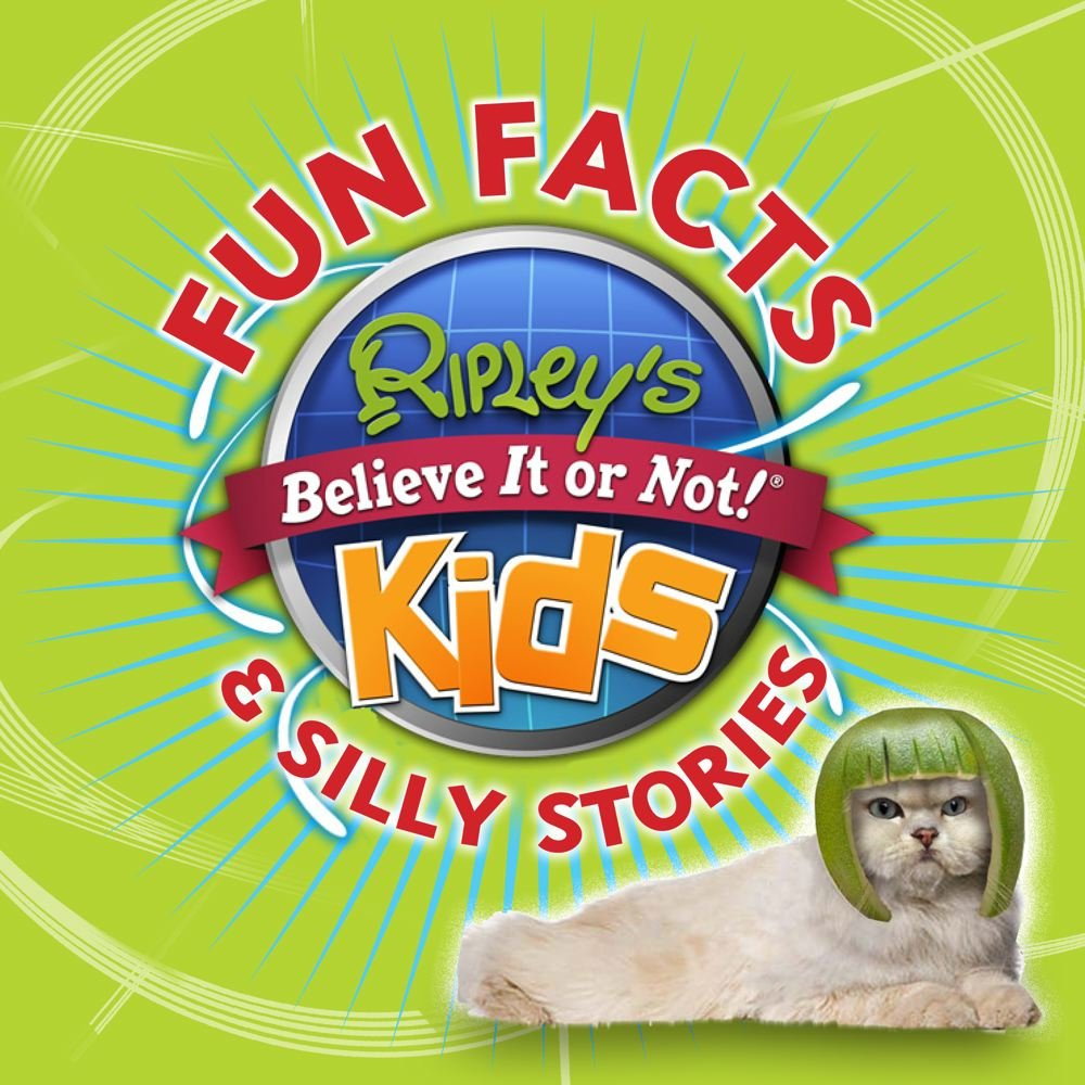 Download Ripley's Fun Facts & Silly Stories 1 PDF