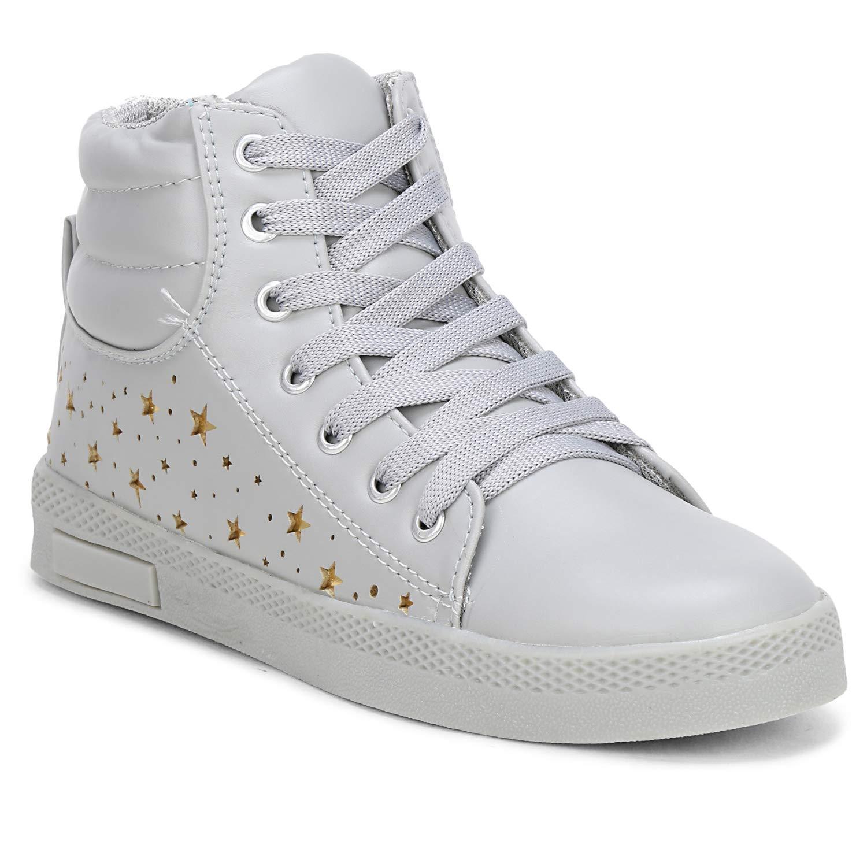 stylish white shoes for girls