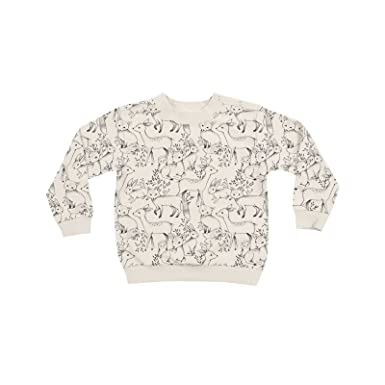 5081ad2a87e Amazon.com  Rylee and Cru Unisex-baby Woodland Sweatshirt