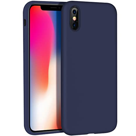 coque iphone x gomme
