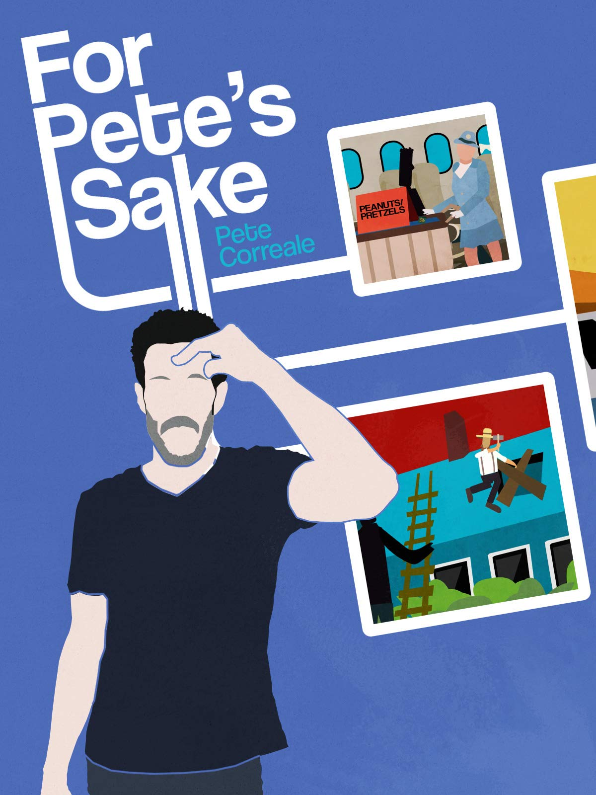 Pete Correale: For Pete's Sake on Amazon Prime Video UK