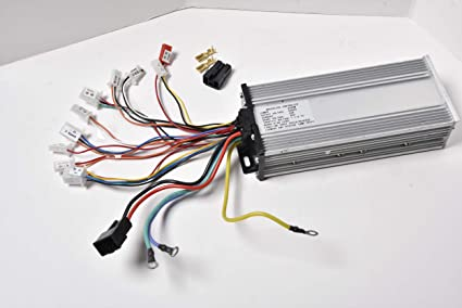 2000W 60V BLDC Brushless electric motor BOMA+Controller+Pedal Throttle+Switch