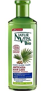LOTIGÉN – Champú anticaspa natural con aceite del árbol de té y vitaminas. Elimina la caspa y evita el picor – 300 ml: Amazon.es: Belleza
