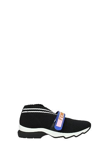 buying cheap fashion styles clearance prices Amazon.com | Fendi Rockoko Mesh Slip-On Sneaker, 37, Black ...