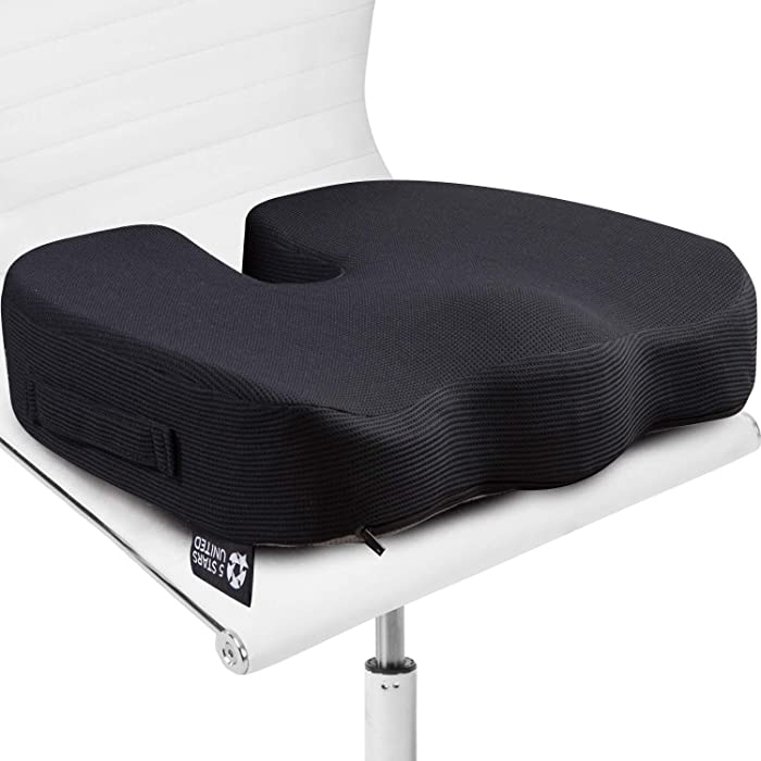 The Best Memory Foam Office Chair Pad
