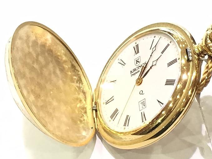 Reloj de Bolsillo Kronos