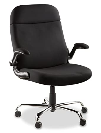 Genial Amazon.com: LivingXL Extra Wide Lift Up Arm Office Chair   Black: Kitchen U0026  Dining
