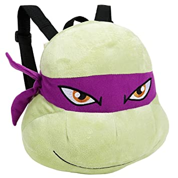 Mochila de peluche - Teenage Mutant Ninja Turtles ...