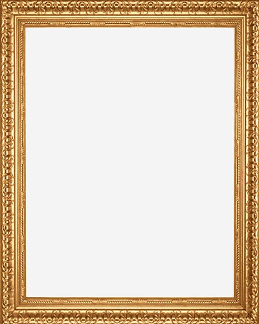 dfc738744a9 Amazon.com - Art Oyster Designer 12x18 Antique Gold Finish Picture Frame