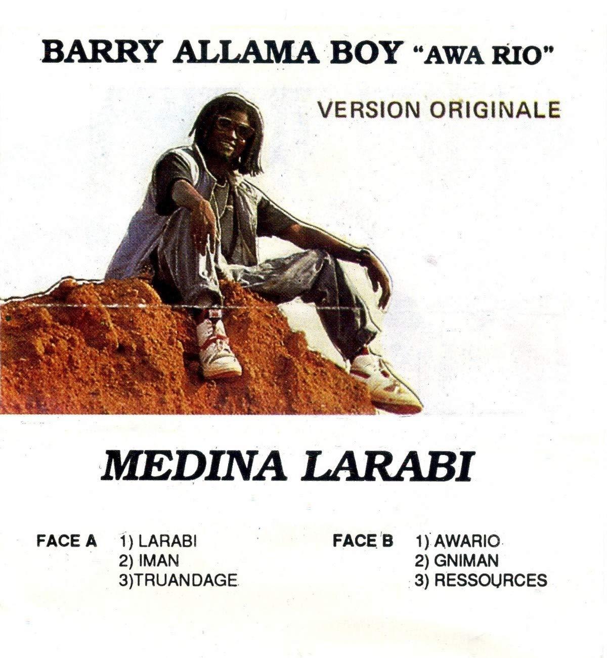 Medina Larabi by Kipepeo Publishing