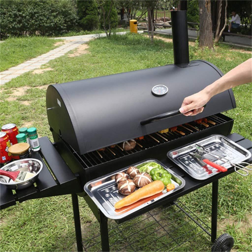 L&Y Parrilla para Asados BBQ para Cochecitos Ourdoor (Grande ...