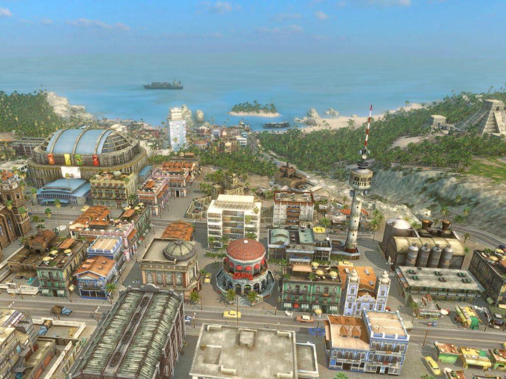 tropico paradise island download ita
