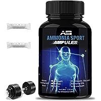 AmmoniaSport Athletic Smelling Salts - Ampules or Pouches (20) - Ammonia Inhalant - [Smelling Salt/Ammonia Inhalants]
