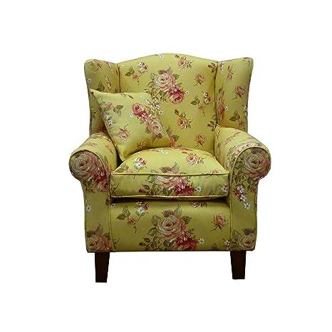 Sillón con reposabrazos - muebles de salón - sillas para ...