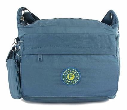 GFM Nylon Small Cross Body Bag NCB-4