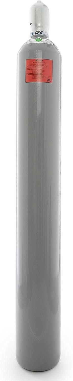 30 Kg Kohlensäure Flasche Neue Co2 Flasche Mit Steigrohr Gasflasche Eigentumsflasche Gefüllt Mit Kohlensäure Co2 Lebensmittelqualität E290 10 Jahre TÜv Ab Herstellung Made In Eu Baumarkt