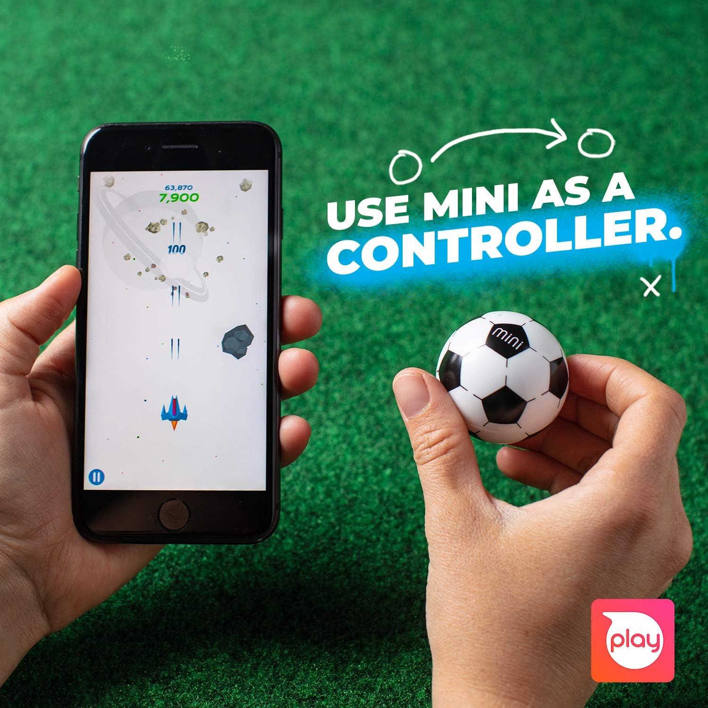 Amazon.es: Sphero-Mini Soccer Esfera robótica controlada por una ...